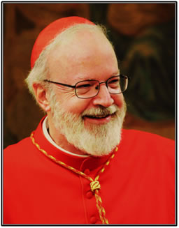 His Eminence Seán Cardinal O'Malley, O.F.M. CAP Archbishop of Boston
